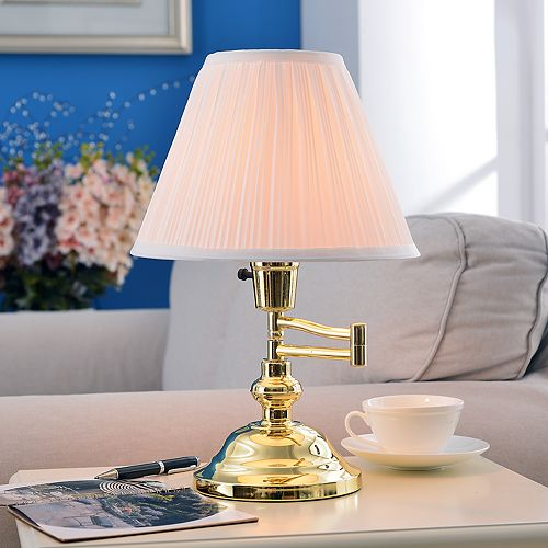 Classic Swing-Arm Desk Lamp