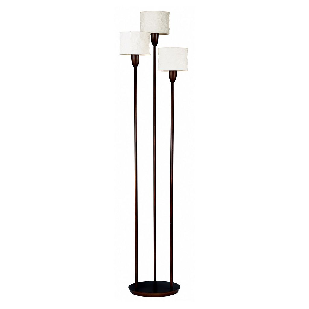 Crush Torchiere Floor Lamp