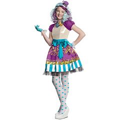 Ever After High Madeline Hatter Costume Kids by