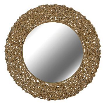 Seagrass Wall Mirror