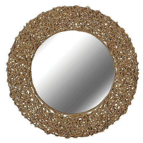 Seagrass Wall Mirror