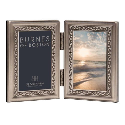 Burnes Of Boston 2 Opening Jamestown Florentine Collage Frame