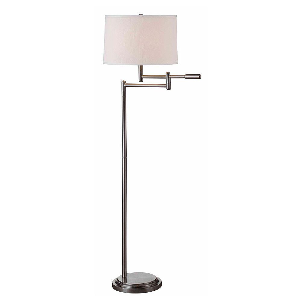Theta Swing-Arm Floor Lamp