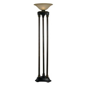 Colossus 3-Pole Torchiere Floor Lamp