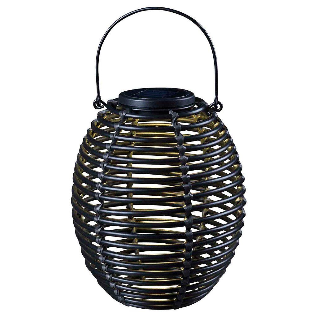 Coil LED Solar Lantern