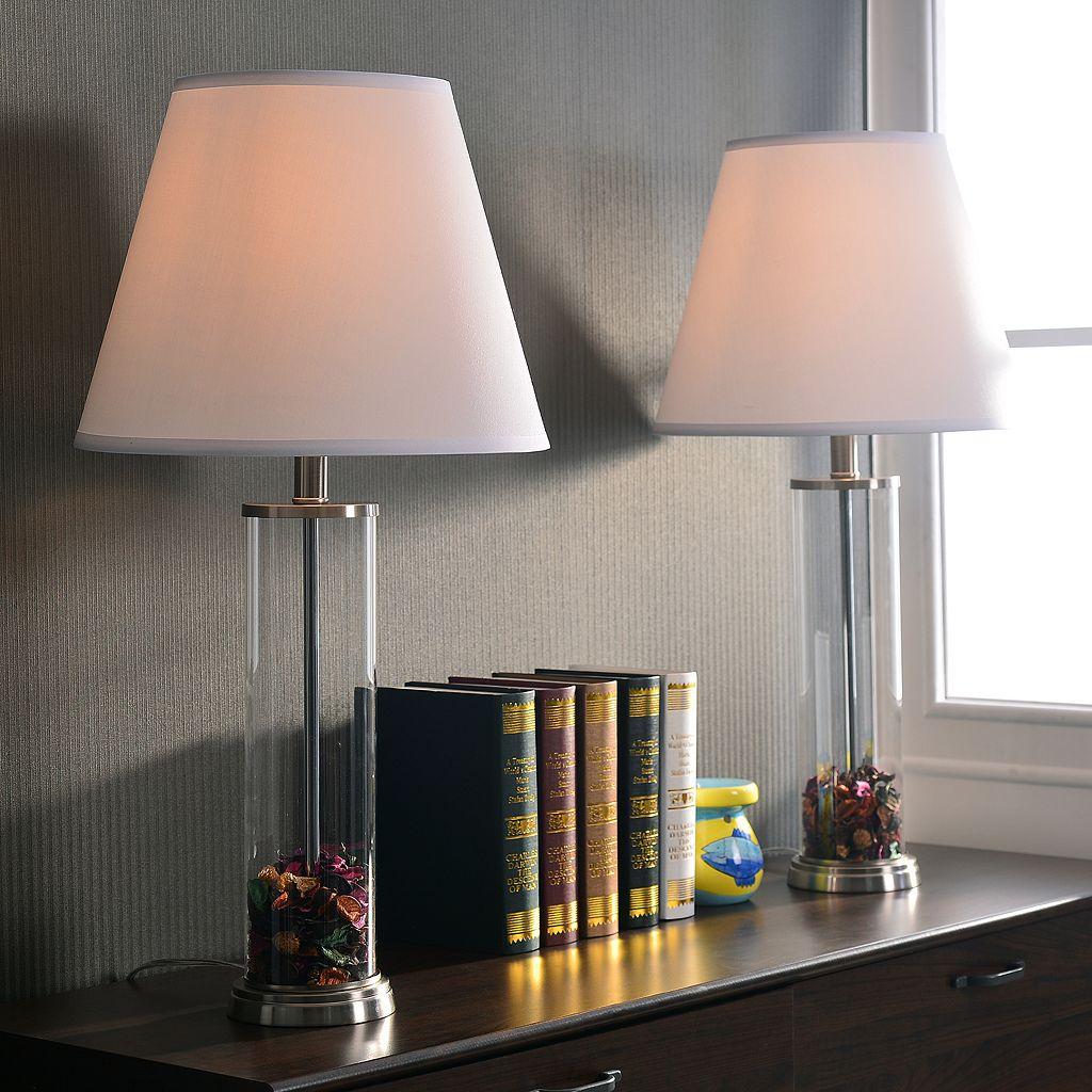 Echo 2-piece Table Lamp Set