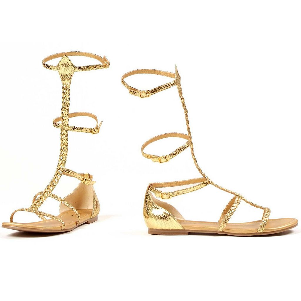 Cairo Costume Shoes - Adult