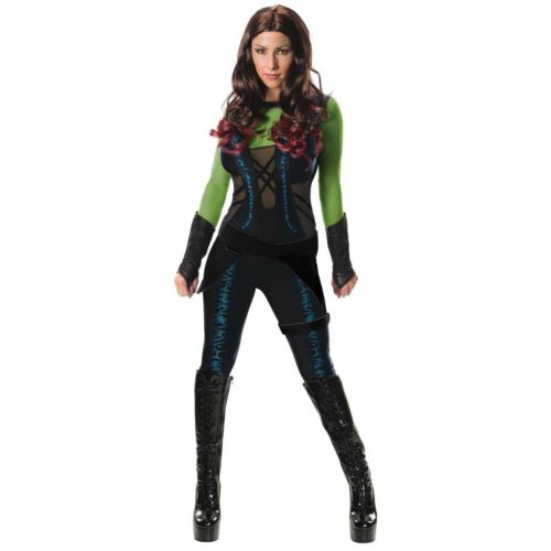 Marvel Guardians of the Galaxy Gamora Costume - Adult