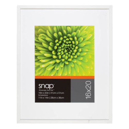 Snap 16 X 20 Matted Frame