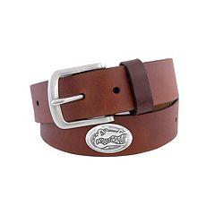 Men's Zep-Pro Florida Gators Concho Leather Belt