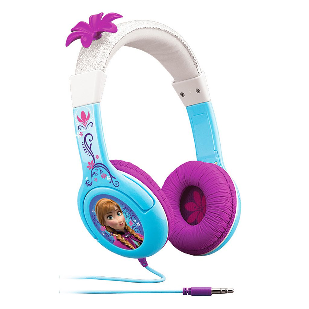 Disney's Frozen Anna & Elsa Cool Tunes Headphones