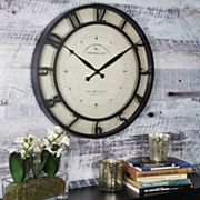 FirsTime Kensington Wall Clock