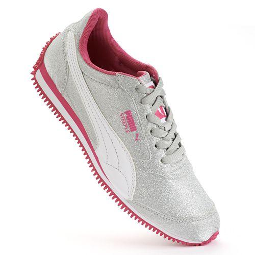 PUMA Steeple Glitz Girls  Glitter Athletic Shoes 8309ccaf0