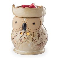 Candle Warmers Etc. Owl Illumination Candle Warmer