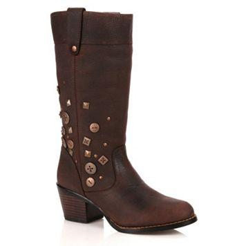 Durango Philly Women's Turn-Down Western Boots