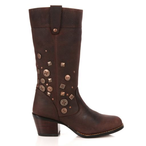 Durango Philly Women's Turn-Down Western Boots