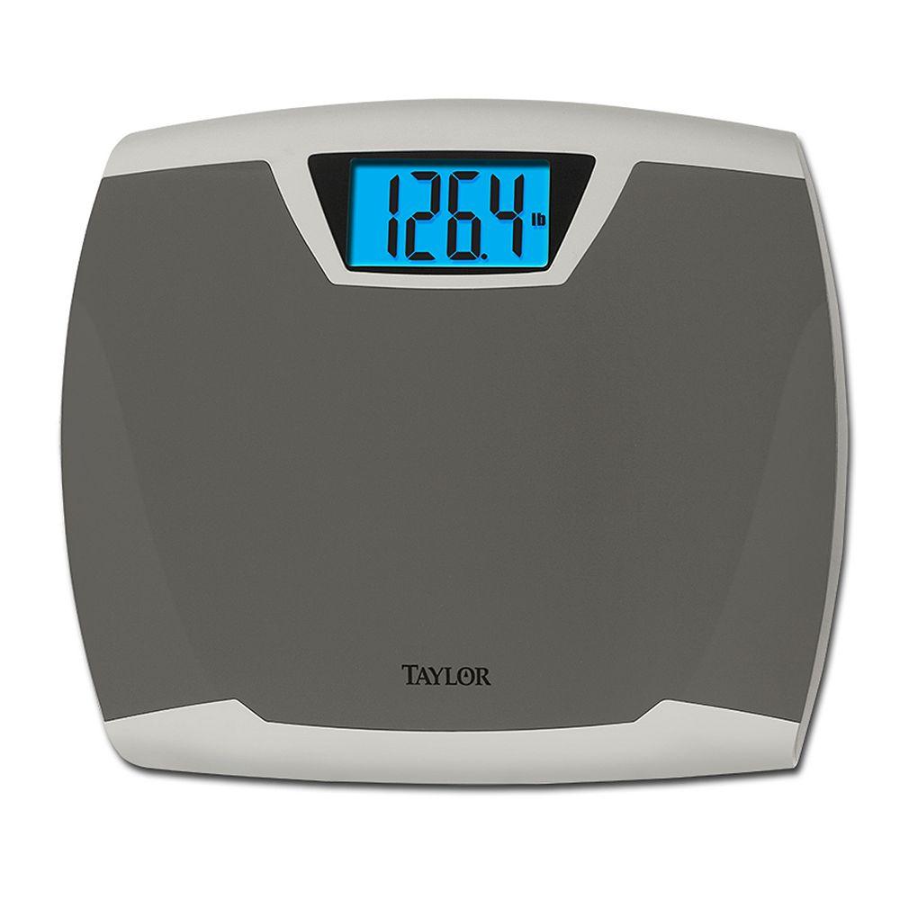 Digital Bathroom Scales - Taylor digital bathroom scale