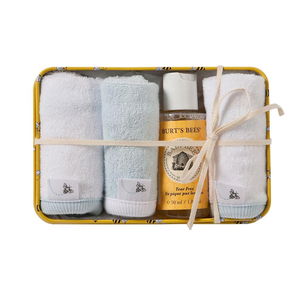 Burt's Bees Baby 4-pc. Organic Washtime Set