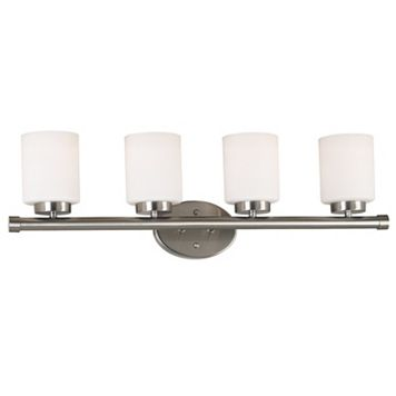 Mezzanine 4-Light Vanity Wall Sconce