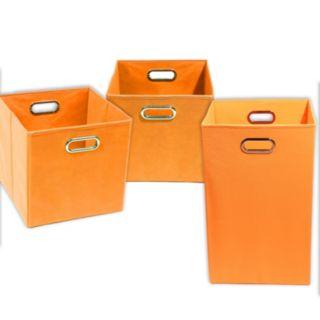 Modern Littles 3-pc. Storage Bin Set