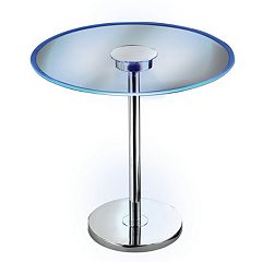 Spectral LED End Table