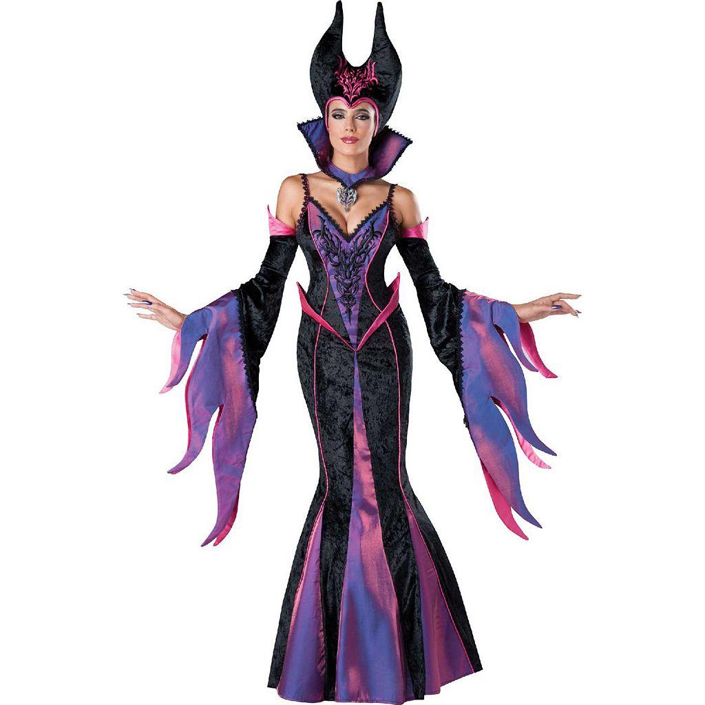 Dark Sorceress Costume - Adult