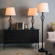 Avett 3-piece Table Lamp Set