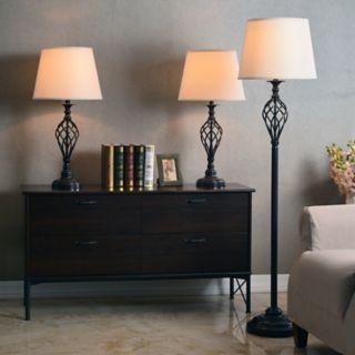 Avett 3-piece Table Lamp Set