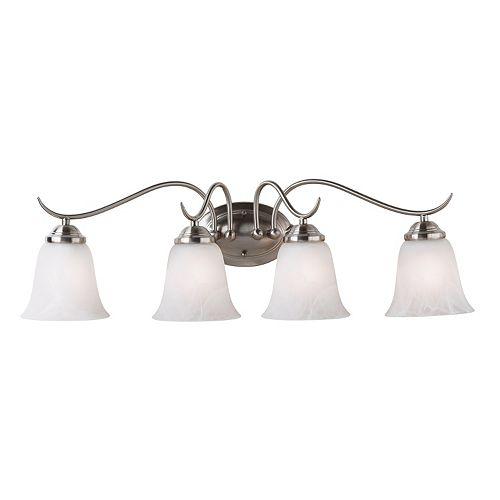 Medusa 4-Light Vanity Wall Lamp