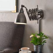 Floren Swing-Arm Wall Lamp
