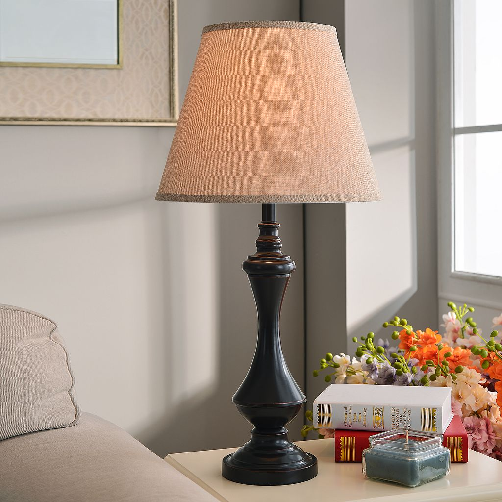 Genie 3-piece Floor and Table Lamp Set