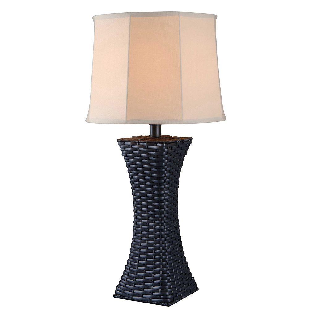 Weaver Table Lamp