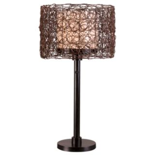 Tanglewood Table Lamp - Outdoor