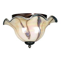 Inverness 2-Light Flush Mount Ceiling Light