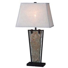 Free Fall Table Lamp