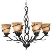 Twigs 6-Light Chandelier