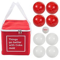 Coca-Cola Bocce Ball Set