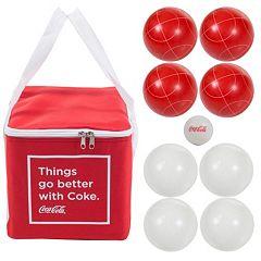 Coca-Cola Bocce Ball Set