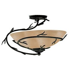 Twigs Semi-Flush Ceiling Light