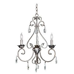 Antoinette 3-Light Chandelier