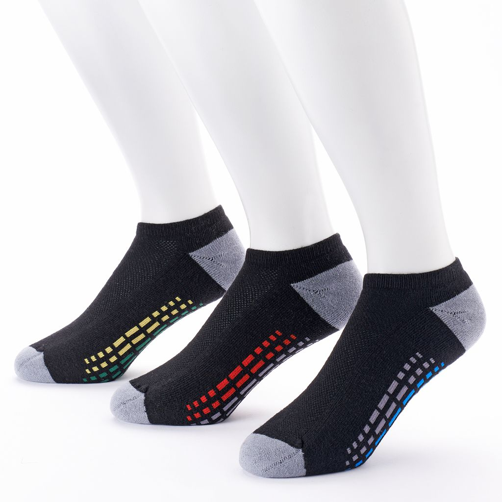Men's Jockey 3-pk. Performance No-Show Socks