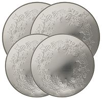 Range Kleen Ivy Embossed 4 pc Stove Burner Cover Set
