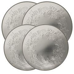 Range Kleen Ivy Embossed 4-pc. Stove Burner Cover Set