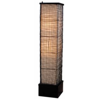 Trellis Floor Lamp - Outdoor