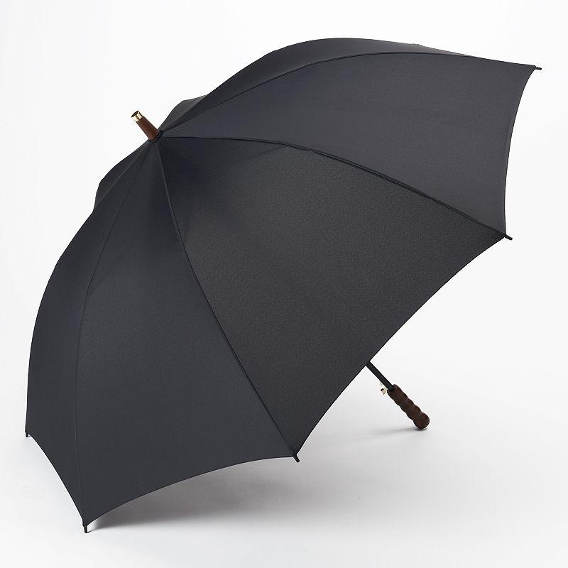 Chaps Golf Automatic Umbrella, Black