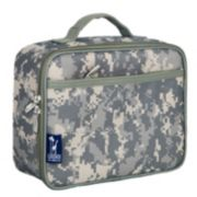 Wildkin Digital Camo Lunch Box - Kids