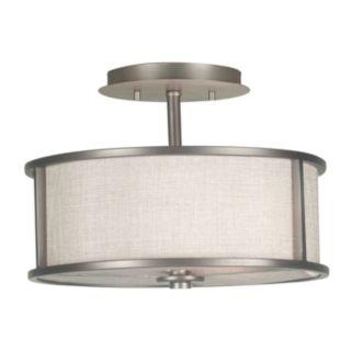 Whistler 2-Light Semi-Flush Ceiling Light
