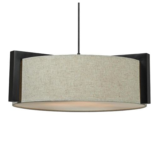 Teton 3-Light Pendant Ceiling Light
