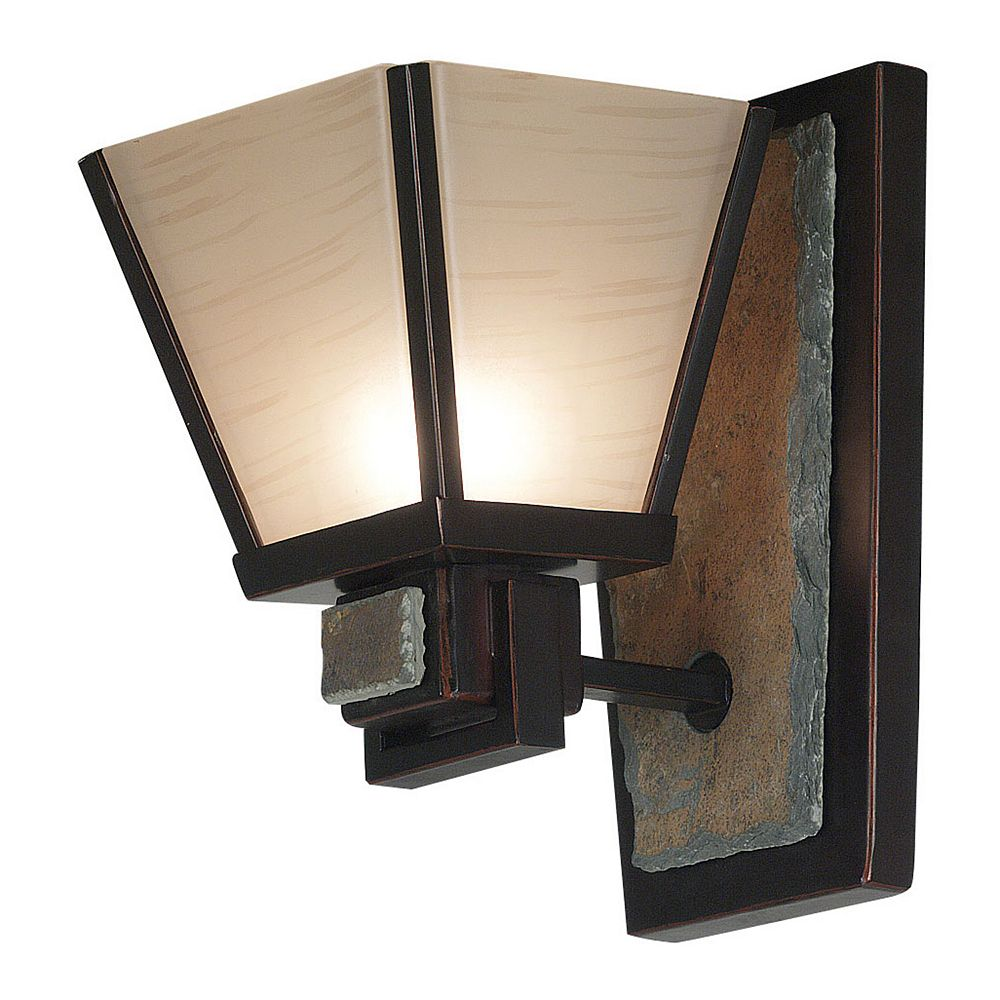 Clean Slate Wall Sconce