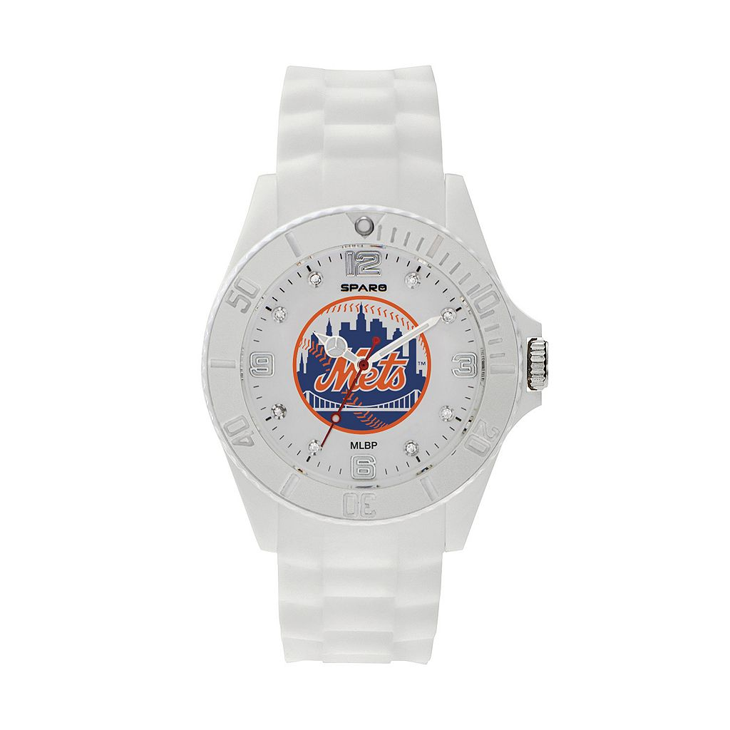 Sparo Cloud New York Mets Women's Watch